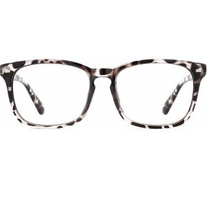 Square Frame Fashion Glasses
